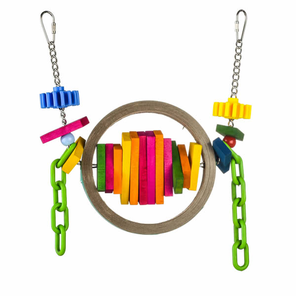 Busy Beak Bird Toy