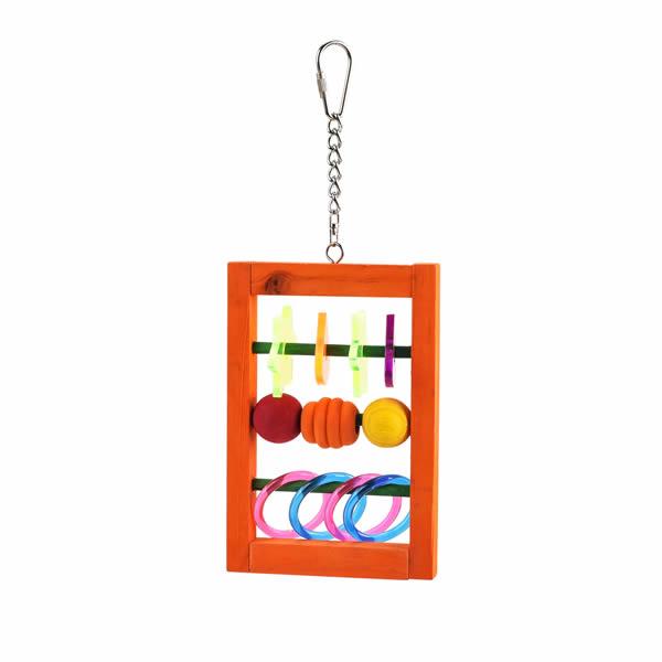 Acrylic Abacus Hanger